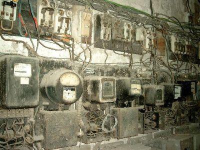 """"""" Elektroinstallation"""" in Havanna"""