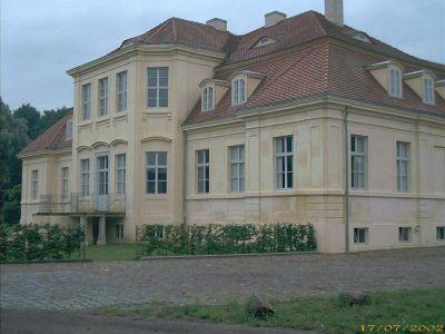 Herrenhaus Reckahn