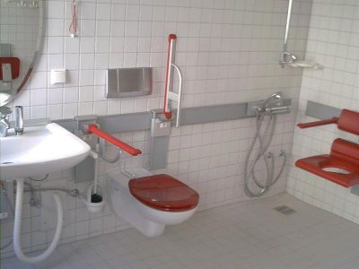 Behinderteneinrichtung Förderschule Markee
